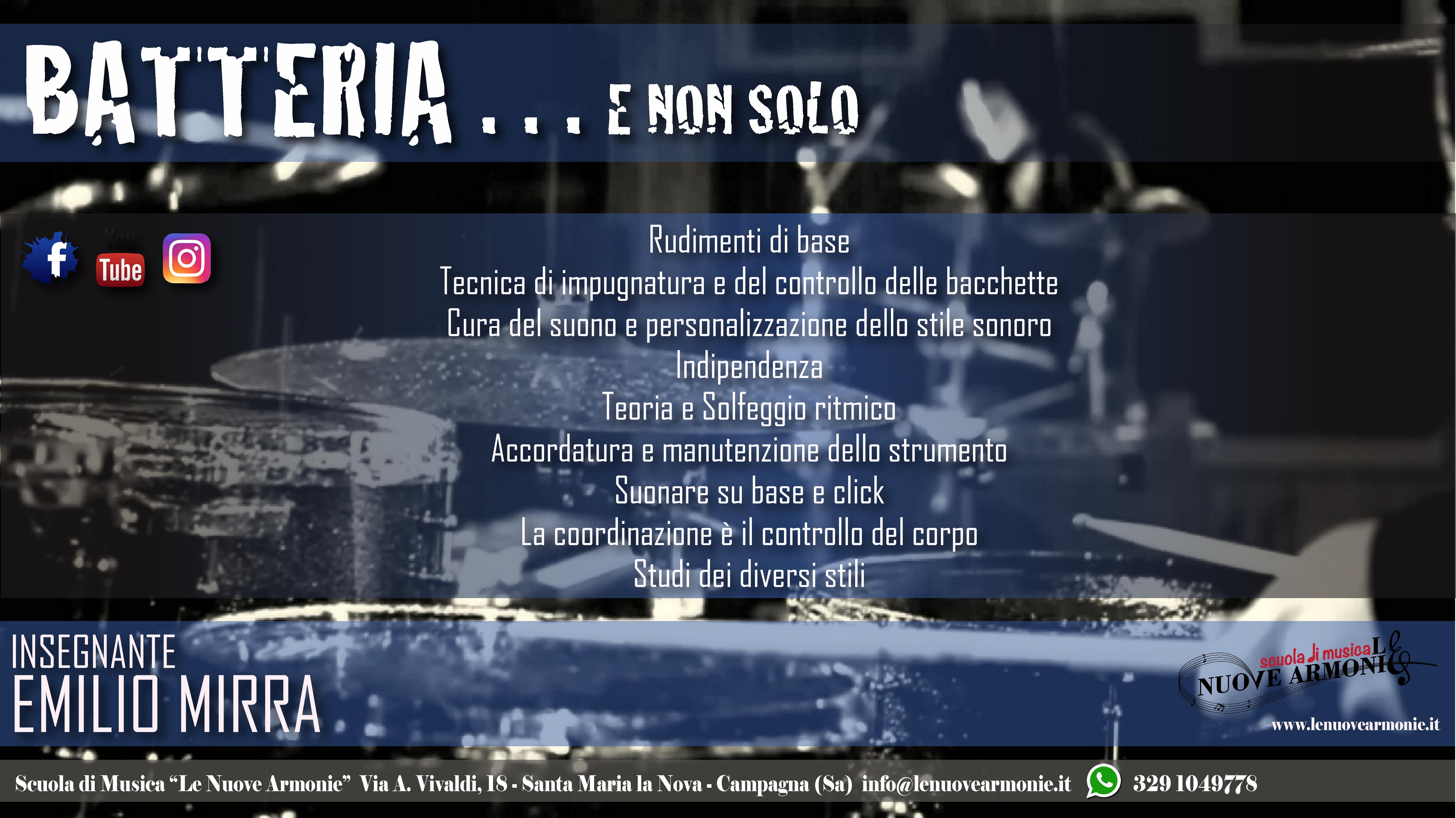 LOCANDINA EMILIO MIRRA
