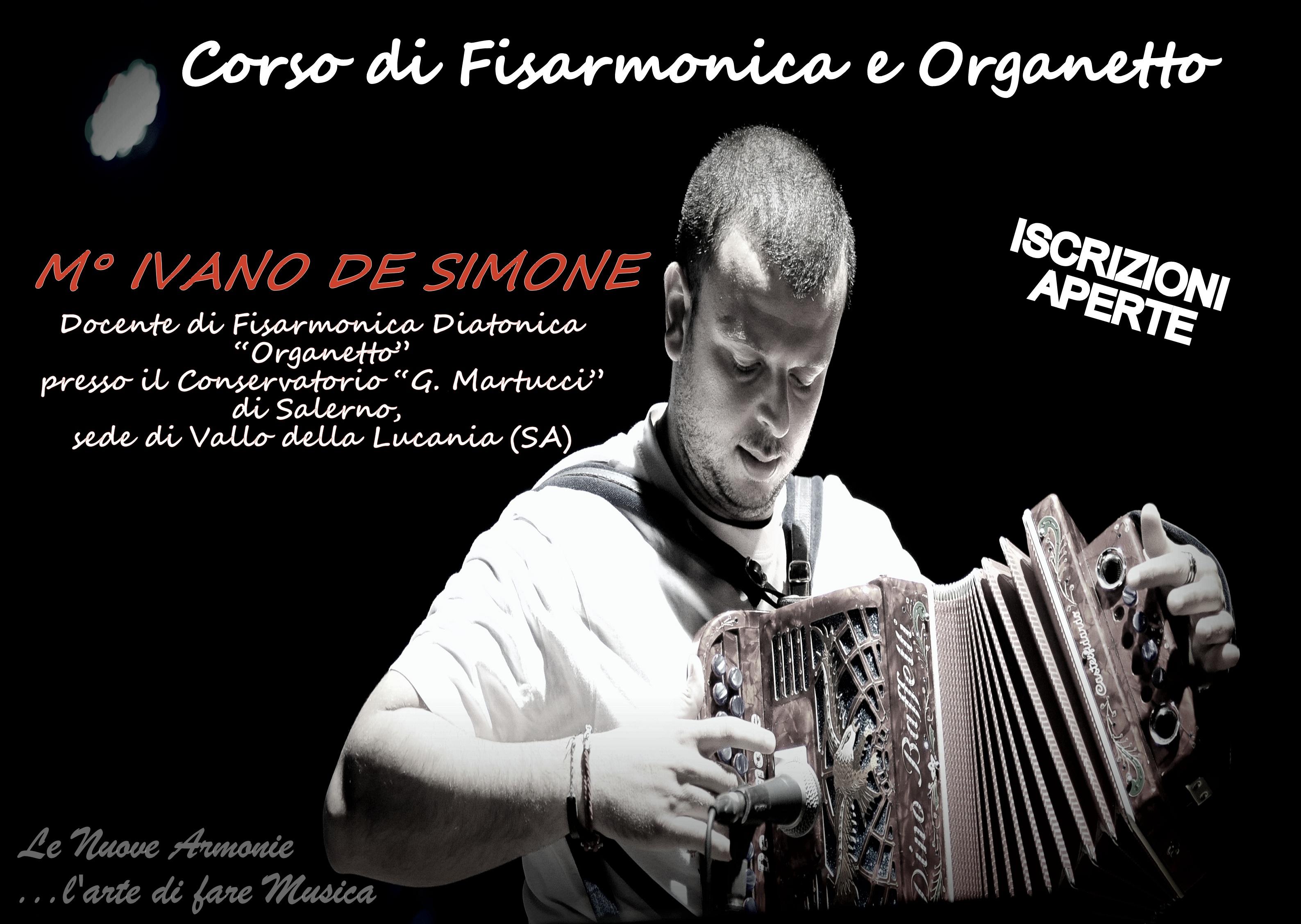 Fisarmonica e Organetto